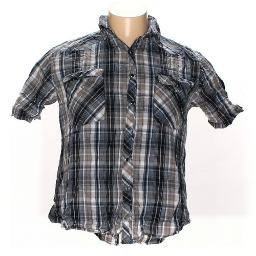 Dickies Button-up Short Sleeve Shirt in size XL at up to 95% Off - Swap.com