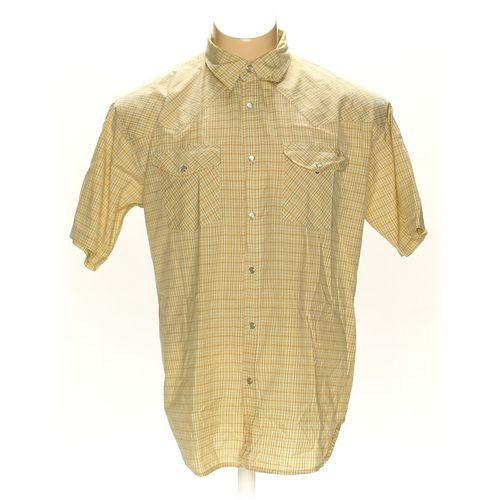 Eagle Crest Button-up Short Sleeve Shirt in size XL at up to 95% Off - Swap.com