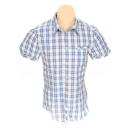 FARAH Button-up Short Sleeve Shirt in size M at up to 95% Off - Swap.com