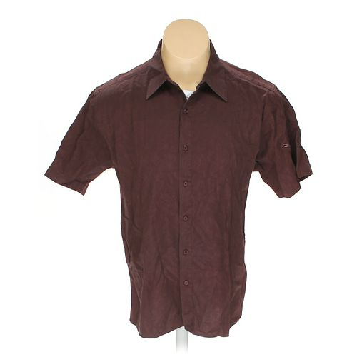 GNW Button-up Short Sleeve Shirt in size L at up to 95% Off - Swap.com