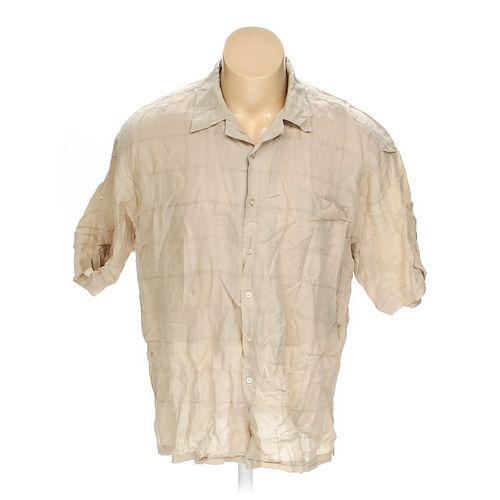 Godbody Button-up Short Sleeve Shirt in size 4XL at up to 95% Off - Swap.com