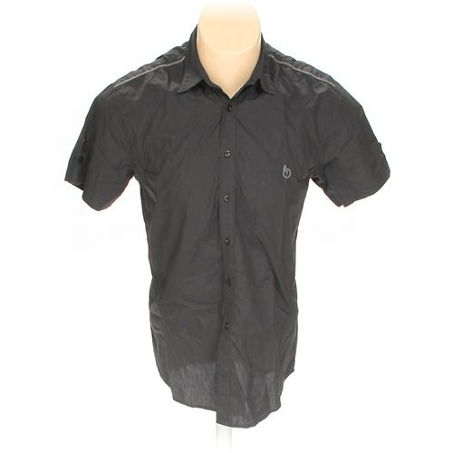 grn Button-up Short Sleeve Shirt in size M at up to 95% Off - Swap.com
