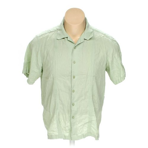 Haggar Button-up Short Sleeve Shirt in size XXL at up to 95% Off - Swap.com