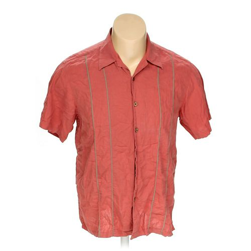 Haggar Button-up Short Sleeve Shirt in size XL at up to 95% Off - Swap.com
