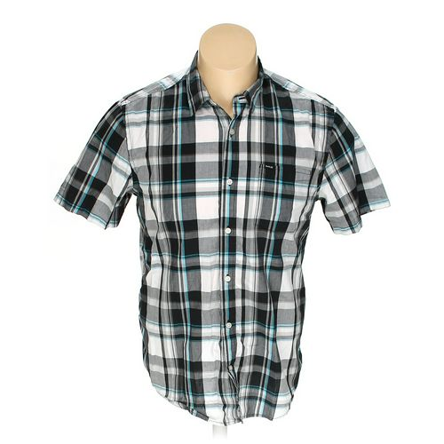 Hurley Button-up Short Sleeve Shirt in size XL at up to 95% Off - Swap.com