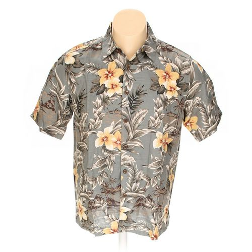 Island Republic Button-up Short Sleeve Shirt in size L at up to 95% Off - Swap.com