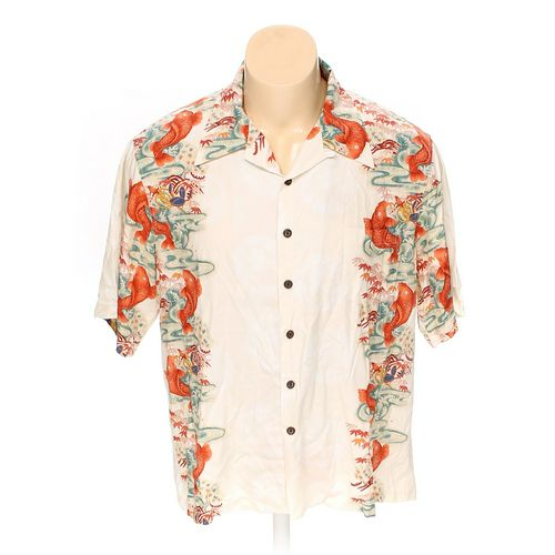 Kalakaua Button-up Short Sleeve Shirt in size 3XL at up to 95% Off - Swap.com