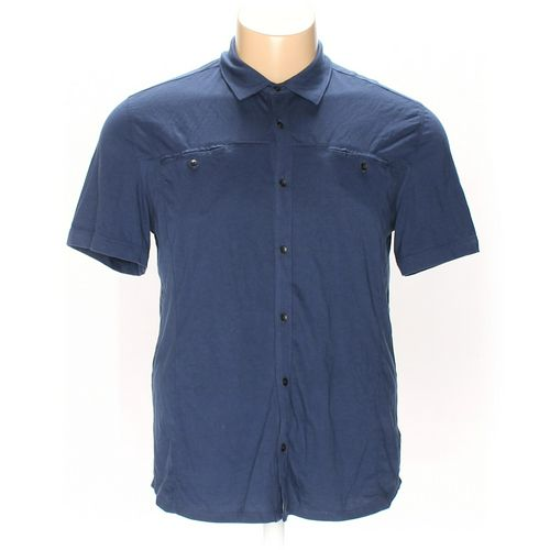 KENNETH COLE REACTION Button-up Short Sleeve Shirt in size XXL at up to 95% Off - Swap.com
