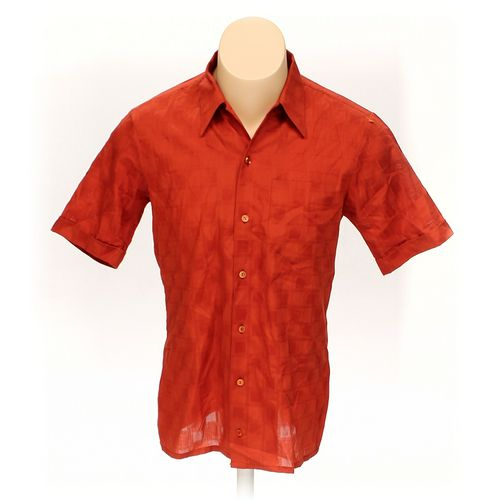 Kerko Button-up Short Sleeve Shirt in size M at up to 95% Off - Swap.com