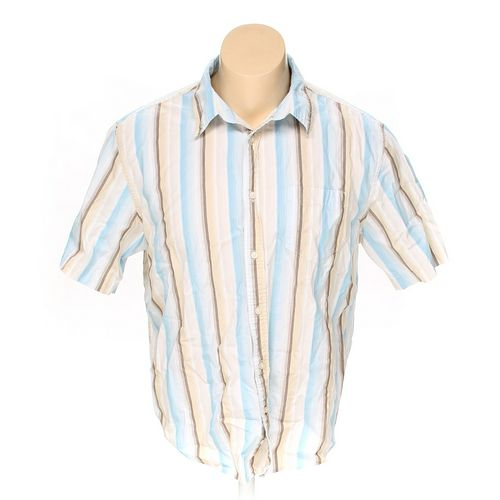 Levi's Button-up Short Sleeve Shirt in size XXL at up to 95% Off - Swap.com
