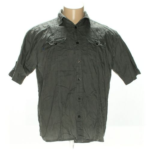 Method Clothing Button-up Short Sleeve Shirt in size XL at up to 95% Off - Swap.com