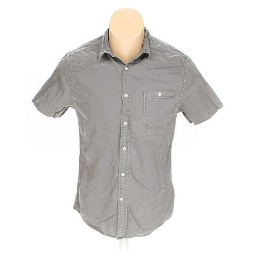 Mossimo Supply Co. Button-up Short Sleeve Shirt in size M at up to 95% Off - Swap.com