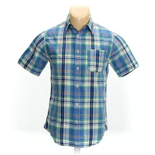 Mossimo Supply Co. Button-up Short Sleeve Shirt in size S at up to 95% Off - Swap.com