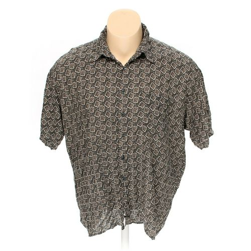 Natural Issue Button-up Short Sleeve Shirt in size XXL at up to 95% Off - Swap.com