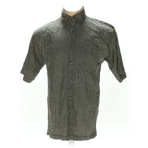 Next Original Button-up Short Sleeve Shirt in size L at up to 95% Off - Swap.com