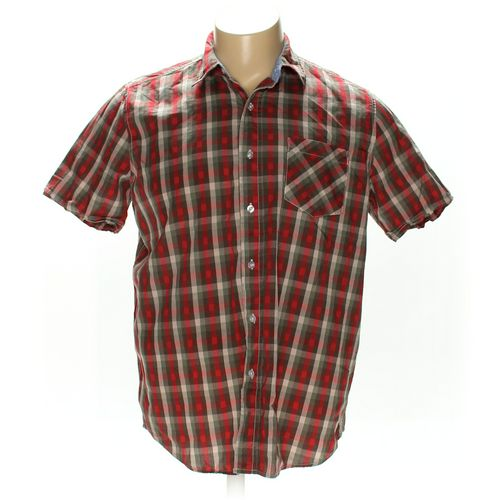 No Boundaries Button-up Short Sleeve Shirt in size XL at up to 95% Off - Swap.com