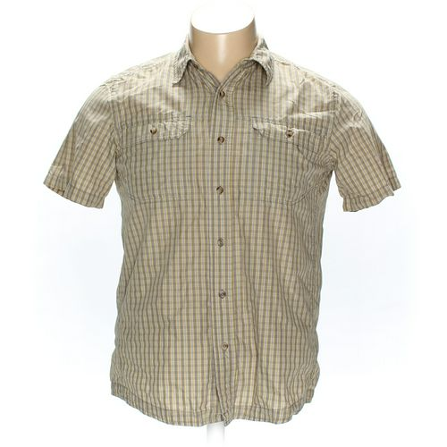 NordicTrack Button-up Short Sleeve Shirt in size L at up to 95% Off - Swap.com