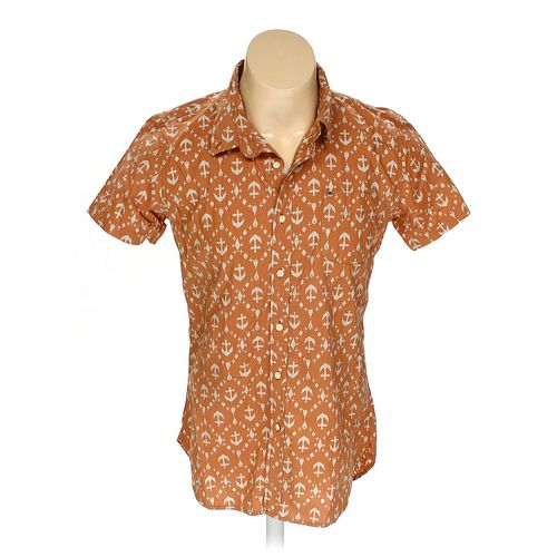 Obey Propaganda Button-up Short Sleeve Shirt in size XL at up to 95% Off - Swap.com