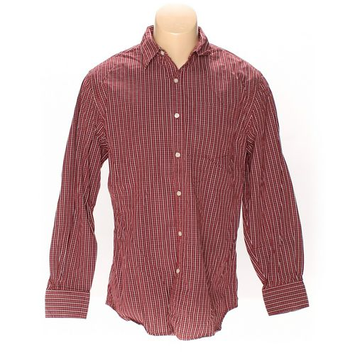 Old Navy Button-up Short Sleeve Shirt in size L at up to 95% Off - Swap.com