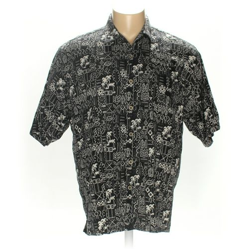 Op Button-up Short Sleeve Shirt in size XXL at up to 95% Off - Swap.com