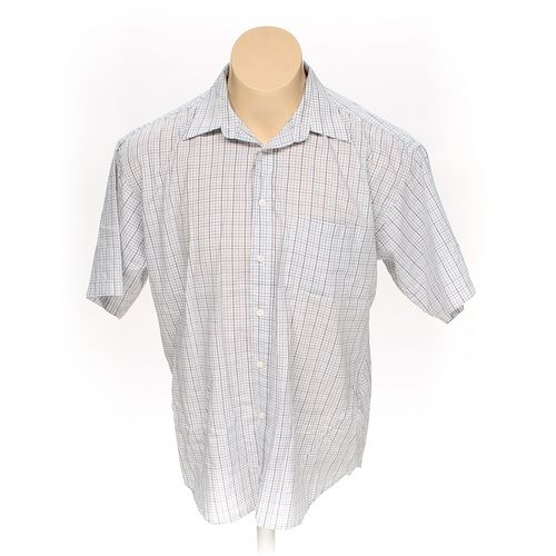 Outdoor Outfitters Button-up Short Sleeve Shirt in size L at up to 95% Off - Swap.com