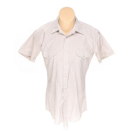 Panhandle Slim Button-up Short Sleeve Shirt in size M at up to 95% Off - Swap.com