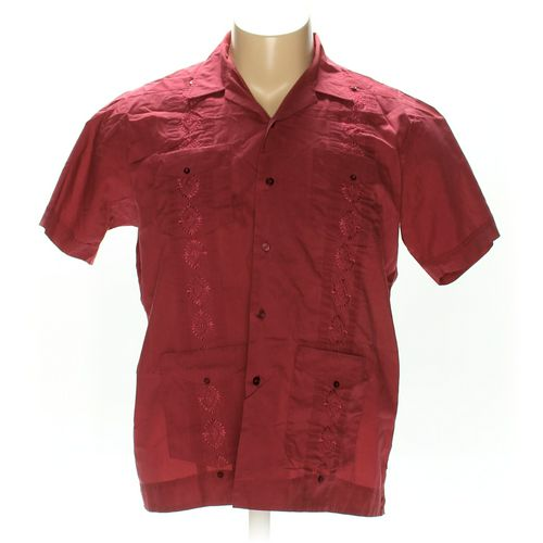 Premier International Button-up Short Sleeve Shirt in size XL at up to 95% Off - Swap.com