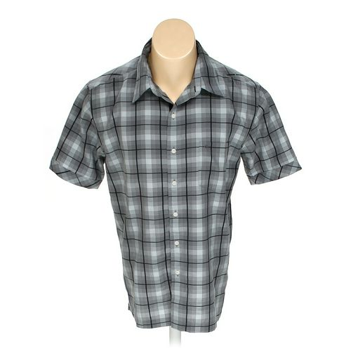 Quiksilver Button-up Short Sleeve Shirt in size M at up to 95% Off - Swap.com