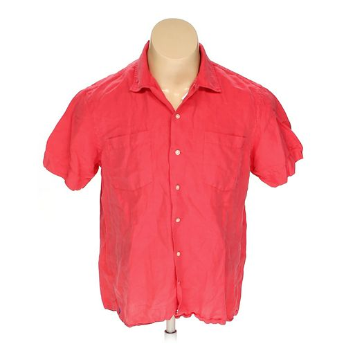 Ralph Lauren Button-up Short Sleeve Shirt in size L at up to 95% Off - Swap.com
