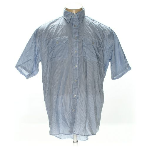 Red Kap Button-up Short Sleeve Shirt in size XXL at up to 95% Off - Swap.com