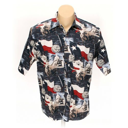Redhead Button-up Short Sleeve Shirt in size XL at up to 95% Off - Swap.com