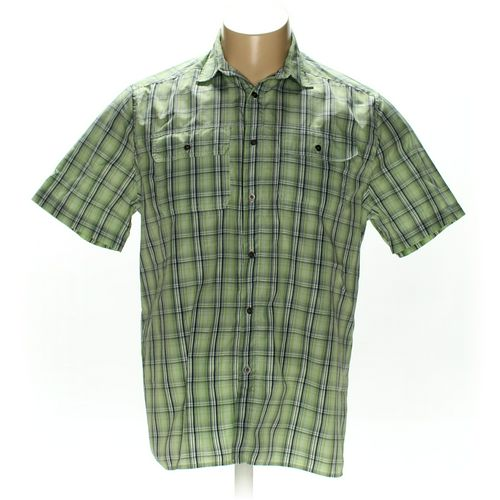 Button-up Short Sleeve Shirt in size XL at up to 95% Off - Swap.com