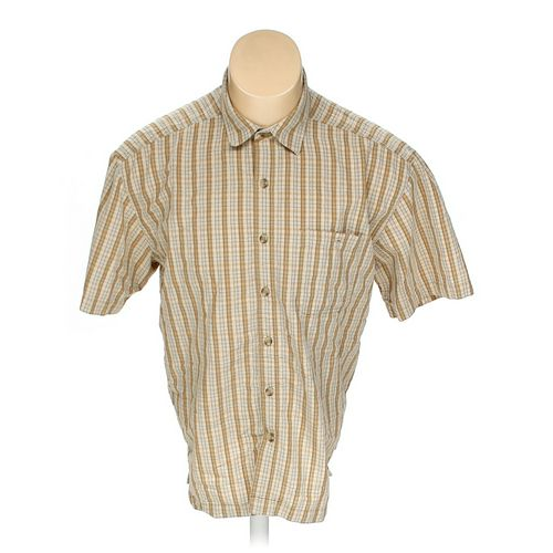 REI Button-up Short Sleeve Shirt in size M at up to 95% Off - Swap.com