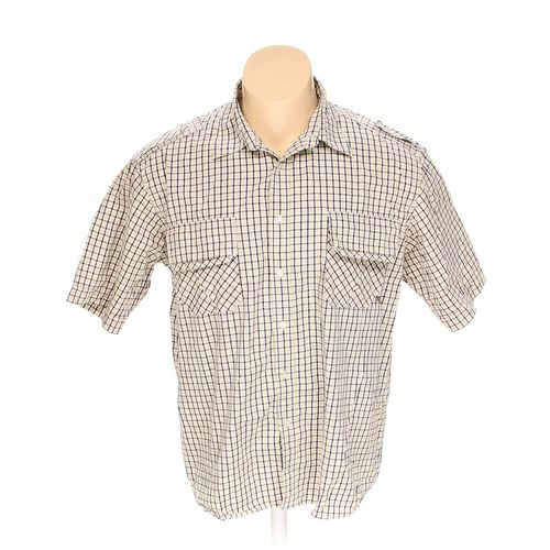 Rocawear Button-up Short Sleeve Shirt in size 3XL at up to 95% Off - Swap.com