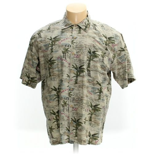 Route 66 Button-up Short Sleeve Shirt in size 3XL at up to 95% Off - Swap.com