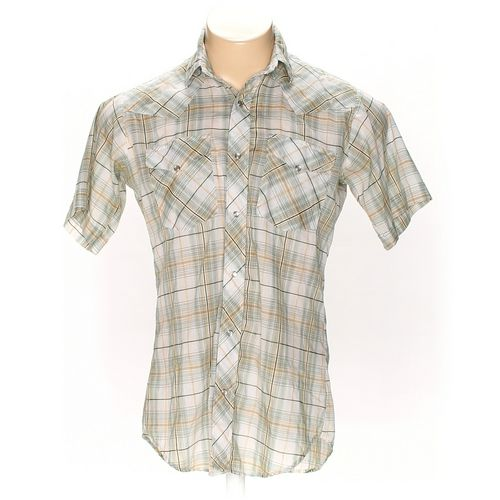 Ruddock Button-up Short Sleeve Shirt in size L at up to 95% Off - Swap.com