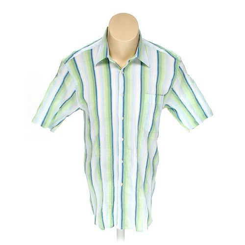 Sergio Louis Button-up Short Sleeve Shirt in size L at up to 95% Off - Swap.com