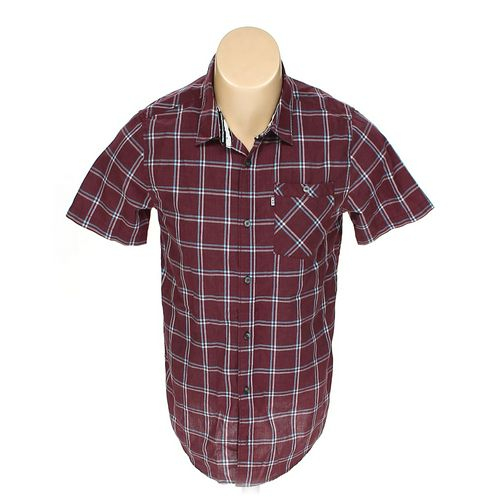 Shaun White Button-up Short Sleeve Shirt in size XL at up to 95% Off - Swap.com