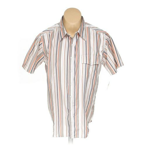 """Sideout Button-up Short Sleeve Shirt in size 52"""" Chest at up to 95% Off - Swap.com"""