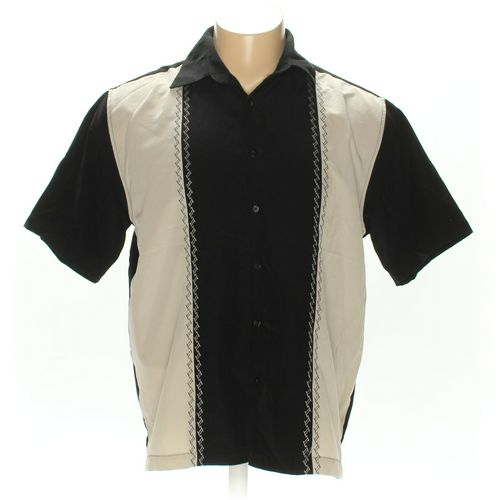 solero Button-up Short Sleeve Shirt in size XL at up to 95% Off - Swap.com