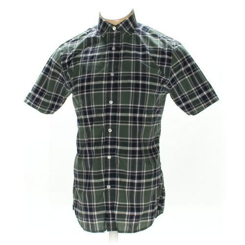 Sonoma Button-up Short Sleeve Shirt in size M at up to 95% Off - Swap.com
