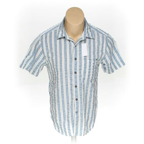 Sperry Top-Sider Button-up Short Sleeve Shirt in size M at up to 95% Off - Swap.com