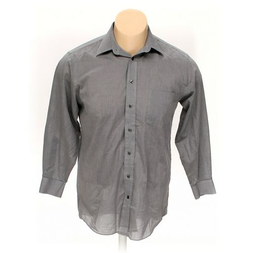"Stafford Button-up Short Sleeve Shirt in size 48"" Chest at up to 95% Off - Swap.com"