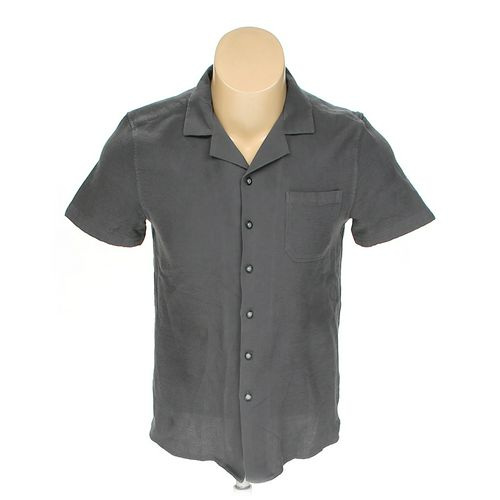 Structure Button-up Short Sleeve Shirt in size M at up to 95% Off - Swap.com