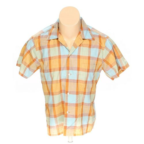Sutton Studio Button-up Short Sleeve Shirt in size M at up to 95% Off - Swap.com