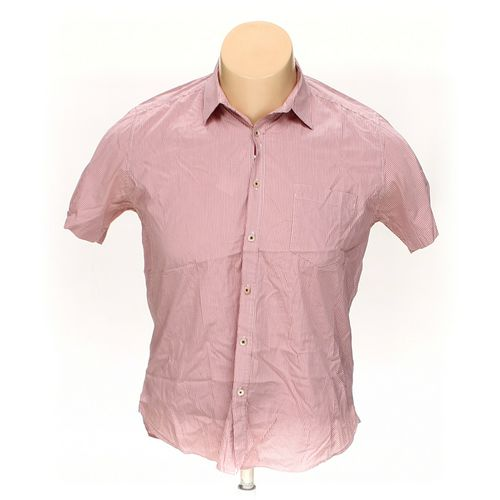 Ted Baker Button-up Short Sleeve Shirt in size XL at up to 95% Off - Swap.com