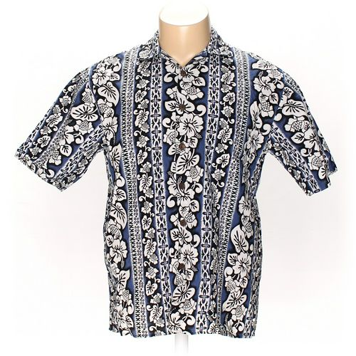 The Hawaiian Original Button-up Short Sleeve Shirt in size XL at up to 95% Off - Swap.com