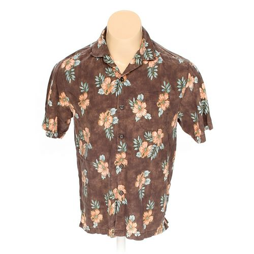Tommy Bahama Button-up Short Sleeve Shirt in size M at up to 95% Off - Swap.com