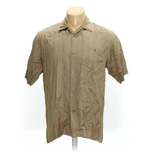 Tulliano Button-up Short Sleeve Shirt in size XL at up to 95% Off - Swap.com
