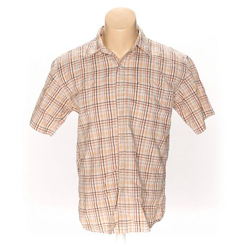 US Expedition Button-up Short Sleeve Shirt in size M at up to 95% Off - Swap.com